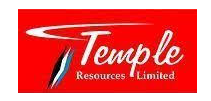 Temple Resources Limited